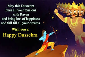 Dasara wishes 2020