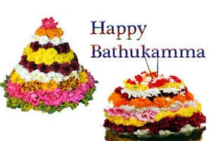 bathukamma wishes
